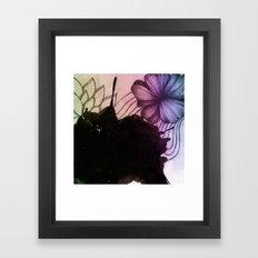 Summer Splash Framed Art Print