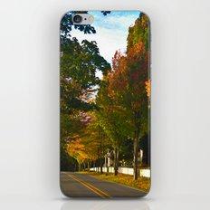 Seasons Change iPhone Skin