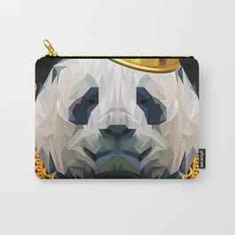 The King of Pandas Carry-All Pouch