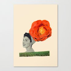 clarice Canvas Print