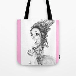 Queen Marie Tote Bag