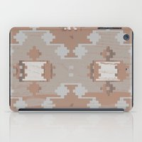 craftberrybush iPad Cases featuring Wood print VII by Magdalena Hristova
