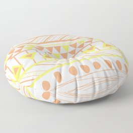 LIME AFRICA Floor Pillow