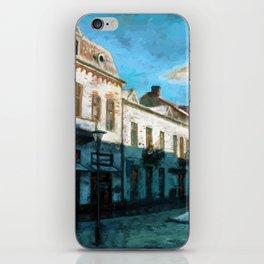 Side Street iPhone Skin