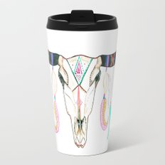 Gypsy Skull Travel Mug