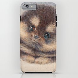 Pomeranian iPhone Case