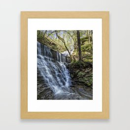 Jackson Falls Framed Art Print