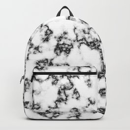 Squiggle Marble Backpack