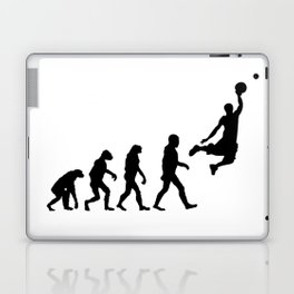Basketball Evolution Laptop & iPad Skin