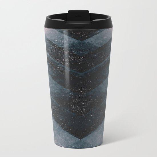 Magic Rays Metal Travel Mug
