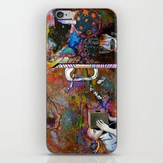 Evaporating on the Edges iPhone & iPod Skin