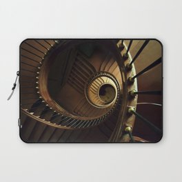 Chocolate spiral staircase Laptop Sleeve