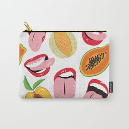 Eat Your Fruit Carry-All Pouch
