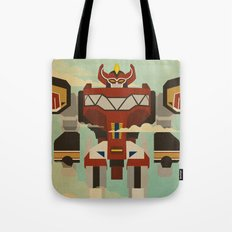 The Mega of the Zords Tote Bag
