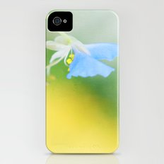 Tiny Butterfly Slim Case iPhone (4, 4s)