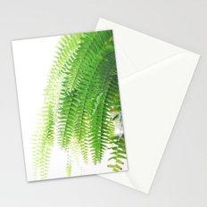 Fern-Green Stationery Cards