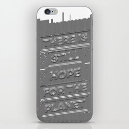 Hope for the Planet iPhone Skin