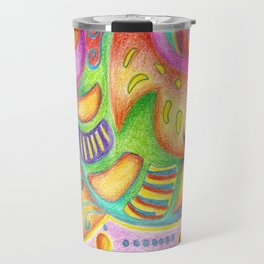 another universe Travel Mug