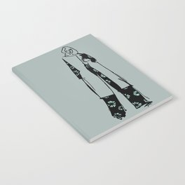 szkic Nº 001 Notebook