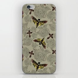 Sancti-Moths iPhone Skin