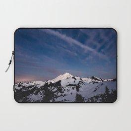 Mount Baker - Nature Photography Laptop Sleeve