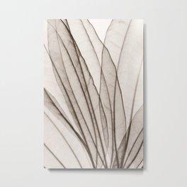 Leaf Print, Leaf wall art ,Leaf, Art Print, nature Decor, Minimalist Art, Modern Wall art Print Metal Print