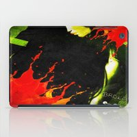 broken iPad Cases featuring BROKEN by    Amy Anderson