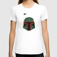 boba fett T-shirts featuring Boba Fett by Some_Designs