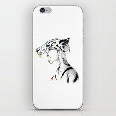The Masquerade:  The Siberian iPhone & iPod Skin