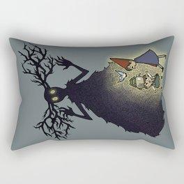 Labyrinth of the Beast Rectangular Pillow
