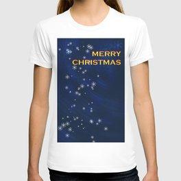 Concept Christmas : Christmas greetings T-shirt