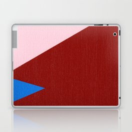 Blue Triangle Laptop & iPad Skin