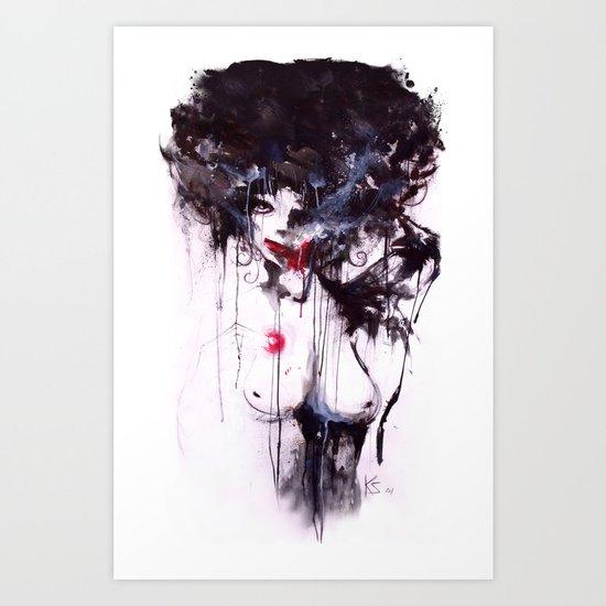 Gentle Max Art Print