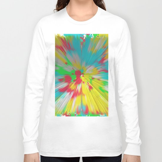 Abstract 118 Long Sleeve T-shirt