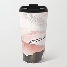 Day 25: The natural beauty of one thing leading to another. Travel Mug