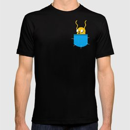 Jake the Pocket Dog T-shirt