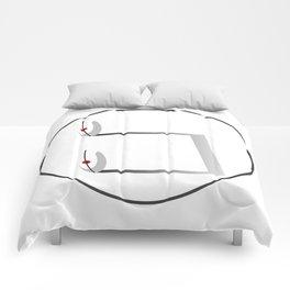 Turret Wife Serenade Comforters