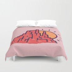 Utah Duvet Cover