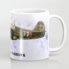 Curtiss P-40 Warhawk Coffee Mug