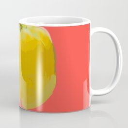 Yellow bell pepper Coffee Mug