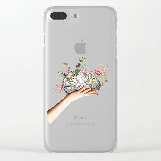 Gift Clear iPhone Case