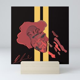 Heartbreak Avenue Mini Art Print