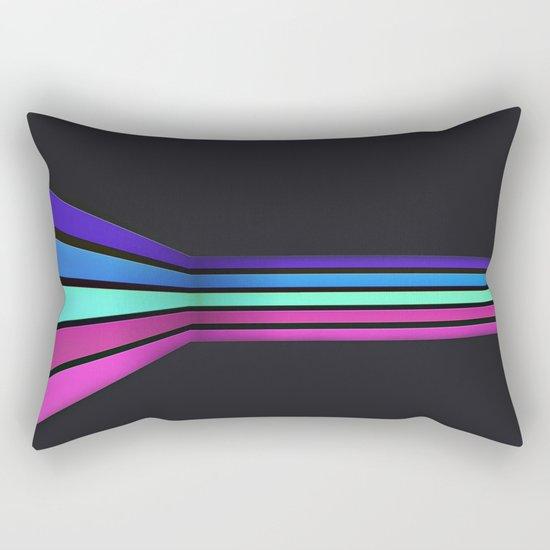 Corner. Rectangular Pillow