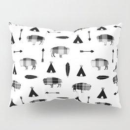 Buffalo Tribe Pillow Sham