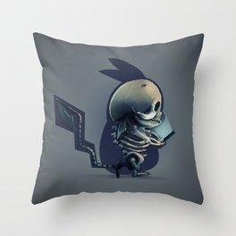 Gotta catch 'em all! Throw Pillow