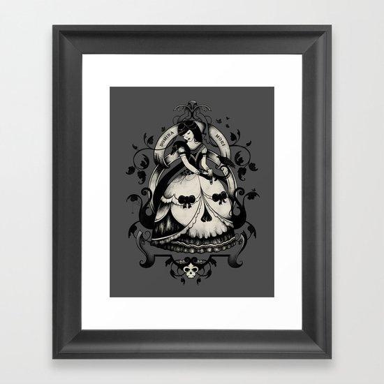 Domina Mori Framed Art Print