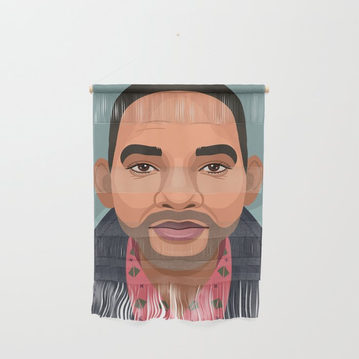 Will Smith Wall Hanging