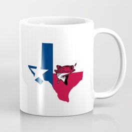 Texas Fishing Coffee Mug