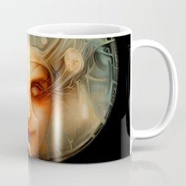 The Chimera (Black) Coffee Mug