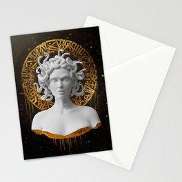 Medusa Aurora Stationery Cards